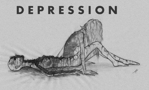 Depressione: vedere il mondo con lenti scure